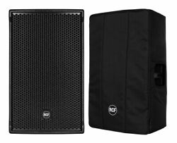 Rcf Nx 32-a Nx32-a Active Powered 1400w 2-way 12 Speaker + Free Padded Cover