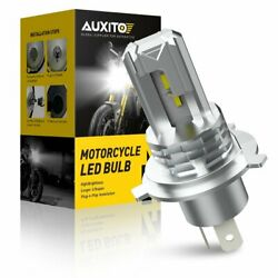 Auxito H4 9003 Led Headlight Hi/low Beam Bulb For Motorcycle Super Bright Eoa