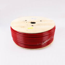 Hd Value Hdv-nt2608red1000 Brake Line Hose And Fitting