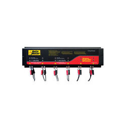 Auto Meter Products 6 Station Auto Battery Charger Buspro-660