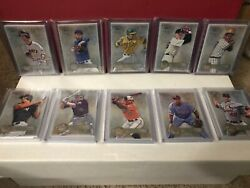 2013 Topps Five Star Base Set Complete 1-100 Every Card Individually To 75