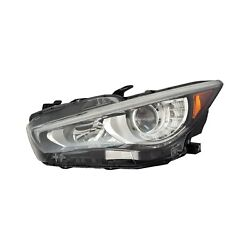 Pacific Best P65006 Driver Side Replacement Headlight