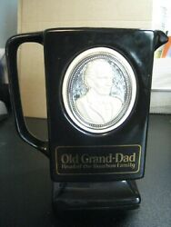 Old Grand Dad Whiskey Decanter