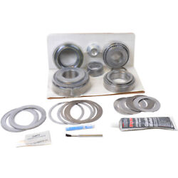 Skf Sdk382-mk Axle Differential Bearing And Seal Kit Rear For 07-16 Tundra