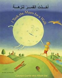 I Took The Moon For A Walk By Curtis Carolyn Paperback Book The Fast Free