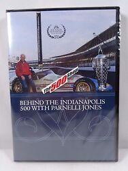 Behind The Indianapolis 500 With Parnelli Jones Dvd Collector's Indy 500