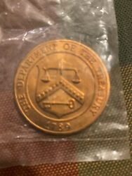 United States Mint The Department Of The Treasury 1789 Denver Colorado Coin
