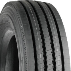 4 New Michelin Xze 255/70r22.5 Load H 16 Ply All Position Commercial Tires