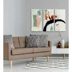 Synchronal Vi-a Premium Multi Piece Art Available In 3 Sizes Oversized