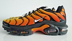 Mens Nike Air Max Plus Og Tiger 852630-040 Running Shoes Size Us 10.5 Brand New