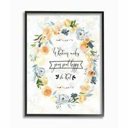 The Stupell Home Decor Whatever Makes Your Soul Happy Script