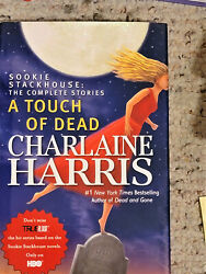 A Touch Of Dead By Charlaine Harris, Ny Times 1 Best Selling Author