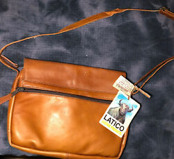 Latico Leather Co Purse with Strap Women#x27;s Genuine Leather Bags Purses $35.99