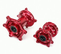 Cnc Front Rear Wheel Hub For Honda Cr125r Cr250r Crf250x Crf450r Crf450x Crf250r