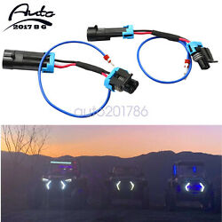 For Polaris Rzr Trail Turbo S Xp4 900 1000 Xp 2019-2021 Eyebrow Wiring Harness