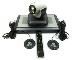 Lifesize Team 200 Video Conferencing System Kit With Mic And Camera Remote Lfz-012