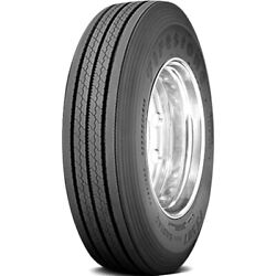 4 New Firestone Fs507 Plus 11r22.5 Load G 14 Ply Steer Commercial Tires