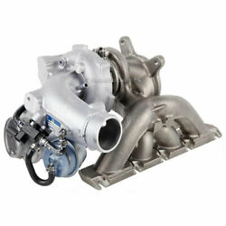 For Audi A3 And Volkswagen Gti Borgwarner Airwerks Turbo Turbocharger