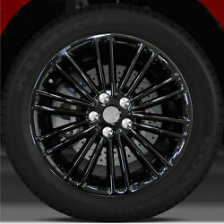18x8 Factory Wheel Pvd Dark For 2013-2015 Ford Fusion