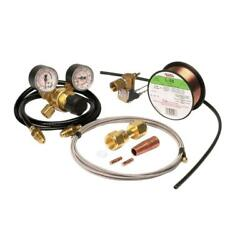 Wire Feed Welder Mig And Flux-core Conversion Tool Kit Sturdy Weld-pak 100hd