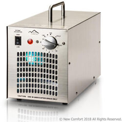 Air Purifier Stainless Steel Commercial Ozone Generator With Uv Odor Remover