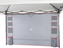 Canopy Side Walls For 10 X 10 Straight-leg Tent With 10 Organizer Pockets