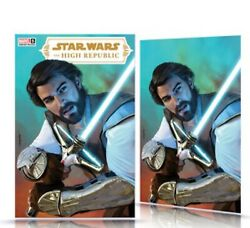 Star Wars The High Republic 5 Mike Mayhew Set 1st Cover Stellan Gios Preorder