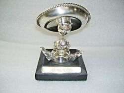World Cup 1986 Official Mascot Made In Metal