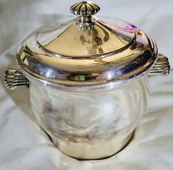 Vintage Wm Rogers Paul Revere Silver Plate Ice Bucket 27 W.a.h.a 1967