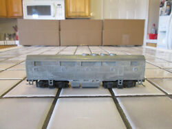 Undecorated Heay Metal Powered Engine With Kato Drive Ho Scale ////