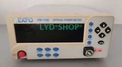 In Good Condition Pre-owned Exfo Pm-1100 Optical Power Meter