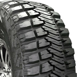 4 Goodyear Wrangler Mt/r With Kevlar Lt 305/70r17 Load D 8 Ply M/t Mud Tires