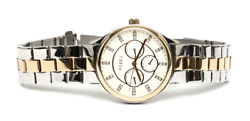 Fossil Bq1564 Modern Multifunction Two-tone Stainless Steel Watch 3197