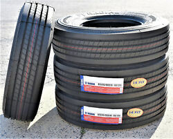 6 Tires Transeagle All Steel St Radial St 235/80r16 Load H 16 Ply Trailer