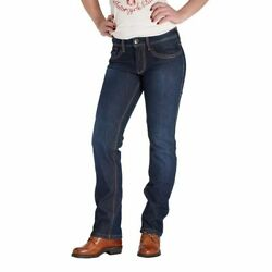 Rokker Revolution Stretch Lady Motorcycle Pants - New Free Shipping
