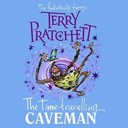 The Time-travelling Caveman By Pratchett, Terry Book The Fast Free Shipping