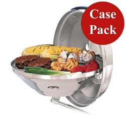 Magma Marine Kettle Charcoal Grill W/hinged Lid -case Of 3 [a10-114case]