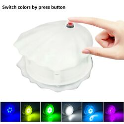 Above Ground Pool Lights, Led Color-changing Underwater Pool Light, Fast Us Ship