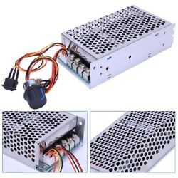 10-50v 100a 3000w Programable Reversible Dc Motor Speed Controller Pwm Control H