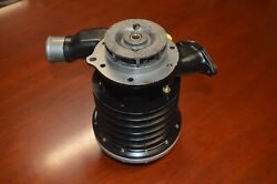 Water Pump For Mercedes 600 W100 2 Grooved Pulley
