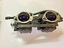 Kehin For Kawasaki Twin Carburetor Set 93 94 Ss Xi 750 15001-3768 Oem 2 C