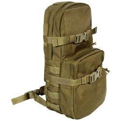 Flyye Tactical Mbss Hydration Backpack Molle Water Carrier Airsoft Coyote Brown