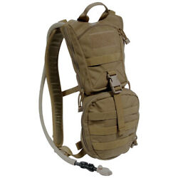 Flyye Tactical Edc Hydration Backpack Molle Cordura Pack Airsoft Hiking Coyote