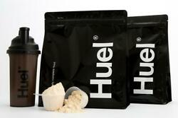 Huel Black Edition 2 Bags And Free T-shirt And Shaker - Latest Stock See Feedback