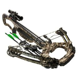 Barnett Whitetail Hunter-str Crossbow With Scope And Crank Cocking Device