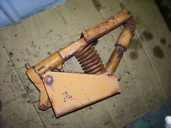 Vintage Minneapolis Moline Zau Tractor - Seat Spring / Frame Assembly- 1949