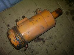 Vintage Minneapolis Moline Zau Tractor -air Cleaner Assembly- 1949