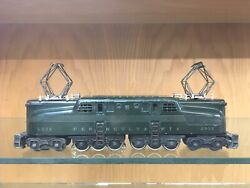 Lionel O Gauge 2332 Gg-1 With Silver Stripes And R.s. Herald - Scarce Vg+