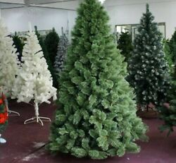 Christmas Tree Pine Needle Type Holiday Home Business Mall Ornaments Decorations