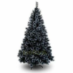 Pine Needle Christmas Tree Garden Hotels Home Free Stand Decorations Green Trees